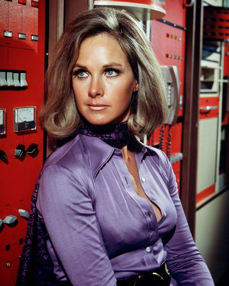Wanda Ventham as Col. Virginia Lake - U.F.O.