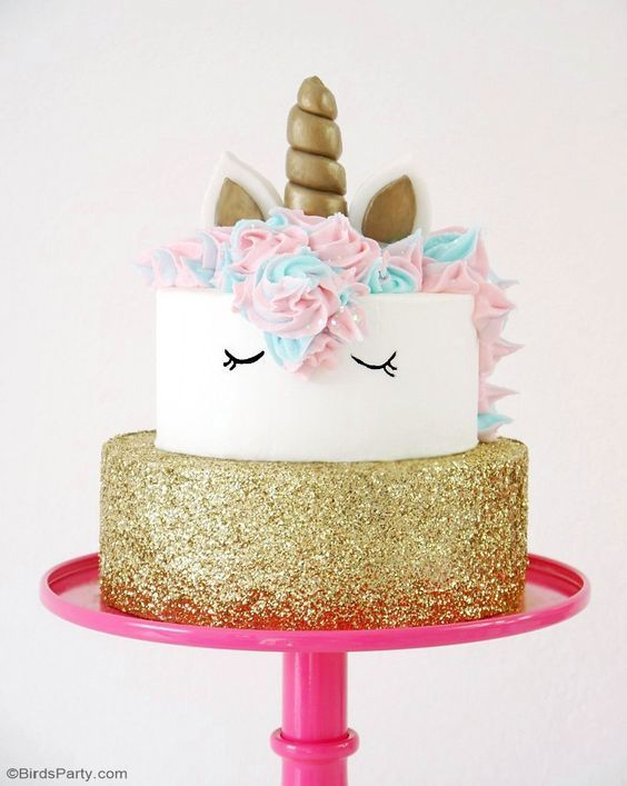 How To Make A Unicorn Birthday Cake In 2018