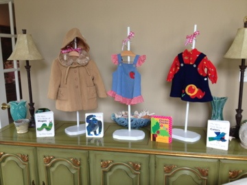 Babies Clothes Clothing Displays And Baby Boy Shower On