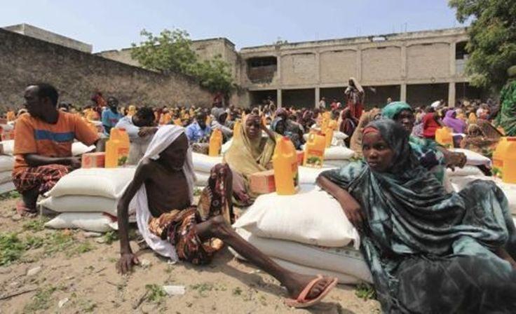 Mais de 100 milhões de pessoas ameaçadas pela fome no mundo - Mundo - Correio da Manhã