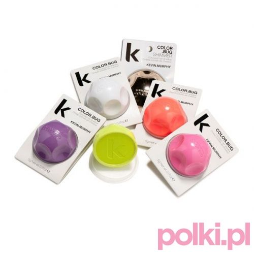Kevin Murphy Color Bug #polkipl