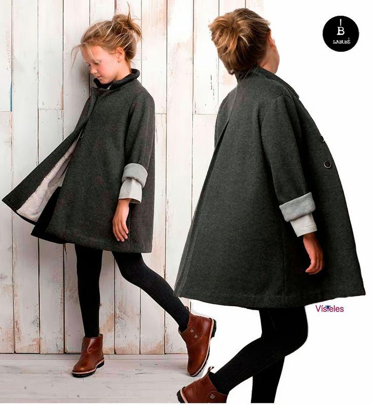 Labubé moda infantil fall/winter 2013-2014