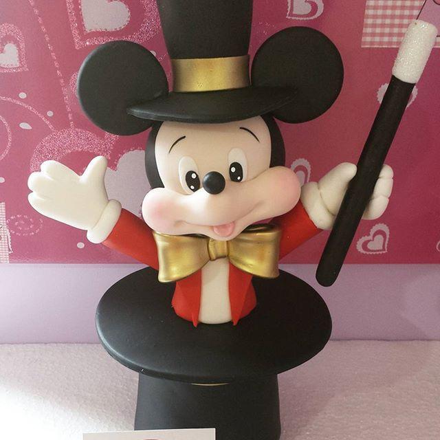 Pensa num Mickey que eu fiquei apaixonada!!!