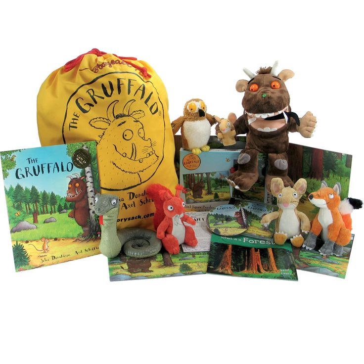 The Gruffalo Storysack