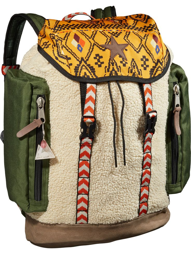Mountaineer's Backpack by Scotch and Soda. WANT!!