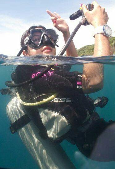 Shark point gili t dive