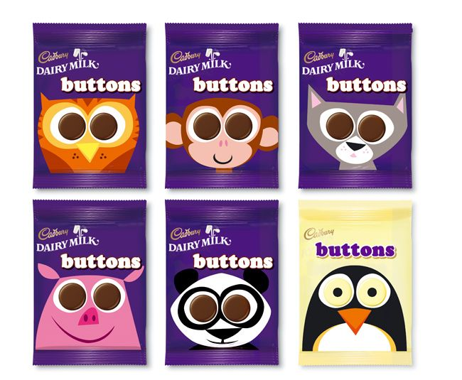 Cadbury's chocolate buttons, can't beat 'em ;)