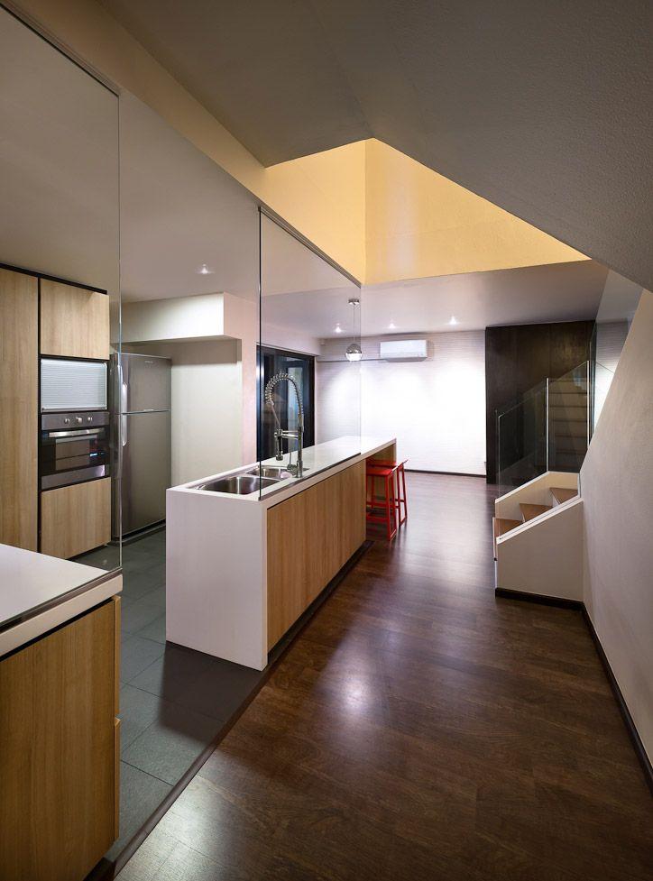 Maisonette hdb google search ideas for the house for Modern maisonette designs