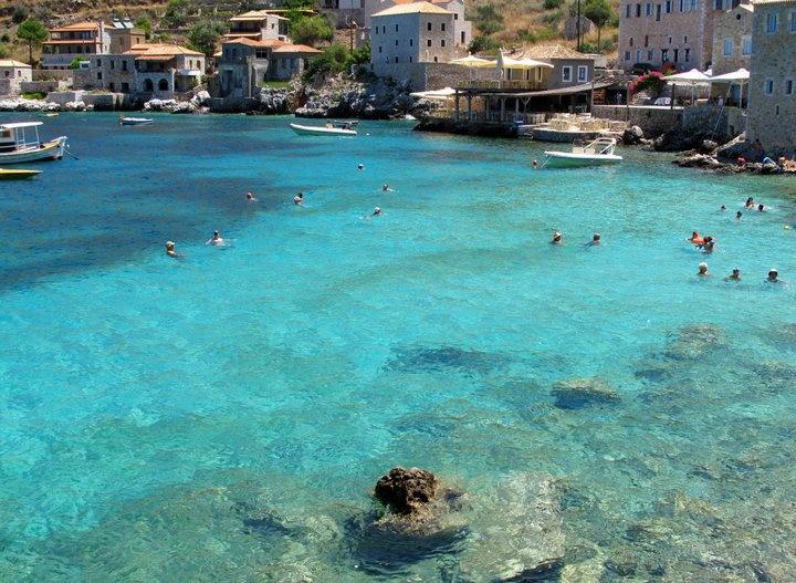Limeni - Mani - Greece