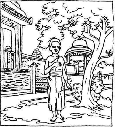 석가모니의 아들 라훌라