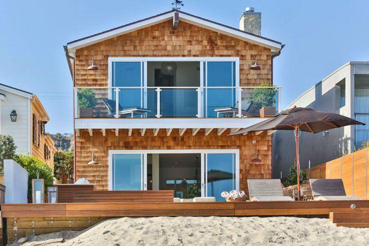 Malibu Road Beach Home by Tobias Architecture