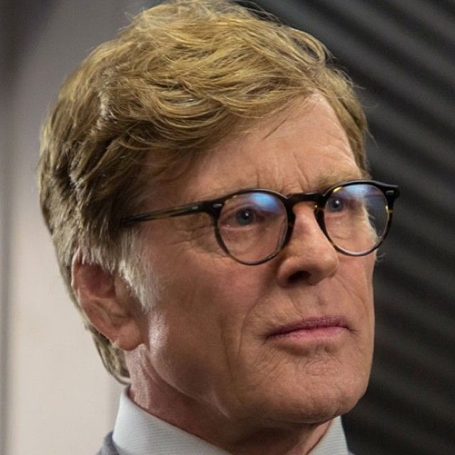 Robert Redford In Oliver Peoples Gregory Peck Oliver