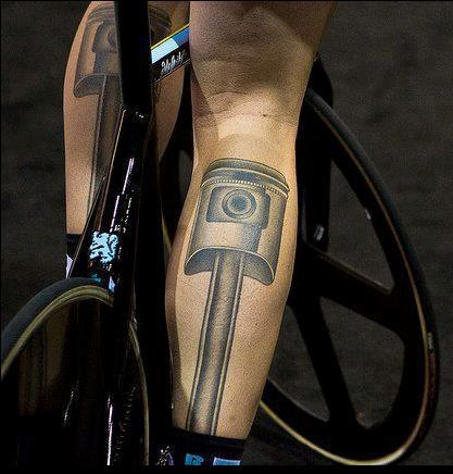 237 best images about cycling tattoos on pinterest for Tattoo tip percentage