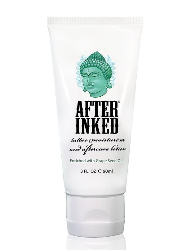 After Inked Daily Tattoo Moisturizer Aftercare Lotion 3oz In 2020 Improve Dry Skin Lotion Moisturizer
