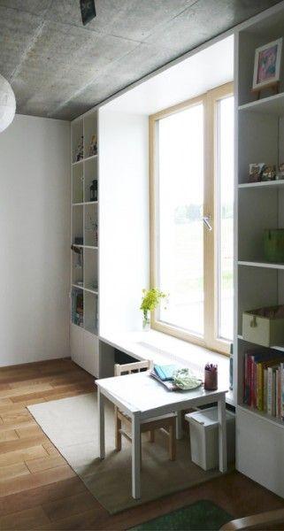 Nízkoenergetický RD na Vysočině | Slavona - dřevěná okna a dveře