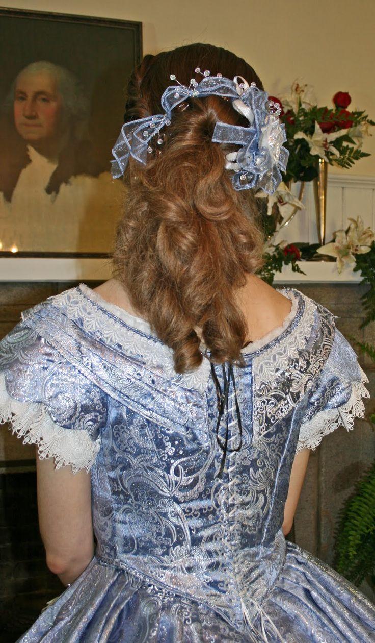 Civil War Hairstyle