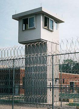 PK-444 Guard Shack Towers