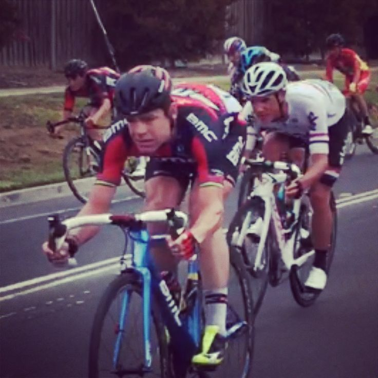 The Great Ocean Road Bike race with Cadell Evans