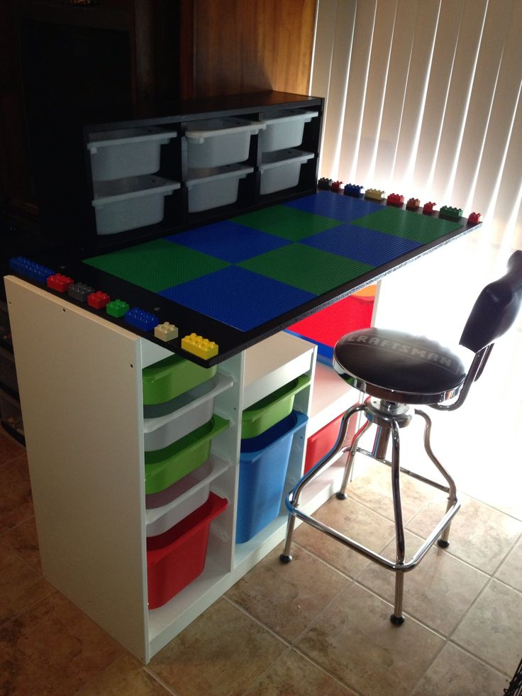 Lego table @Mike Jordan