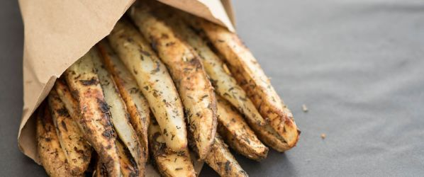 Baked French Fries Recipe - Genius Kitchen