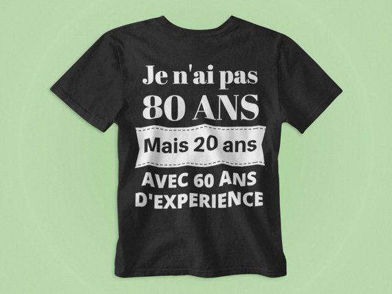 Funny T Shirt Femme depuis 2018 Anniversaire Blague Tee Cadeau Nouveauté T-Shirt T-Shirt