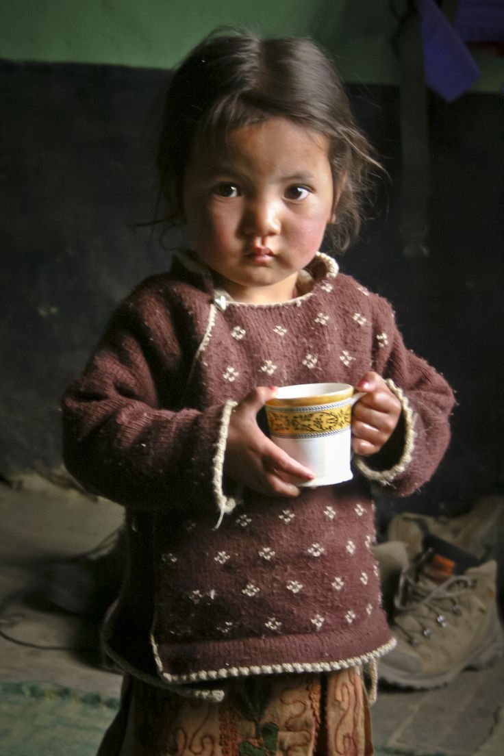 https://flic.kr/p/dAAzAf | Child in Ladakh