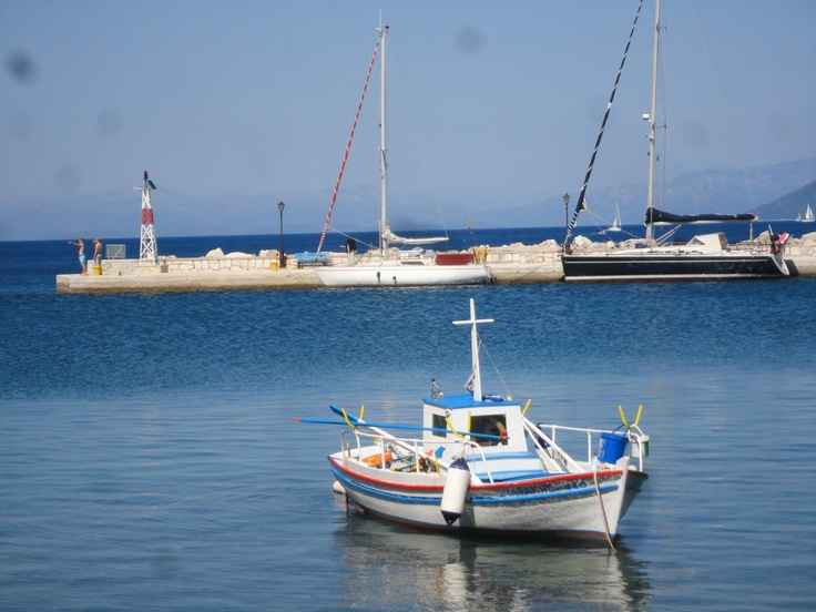 Frikès - Itaka Greece June 2012