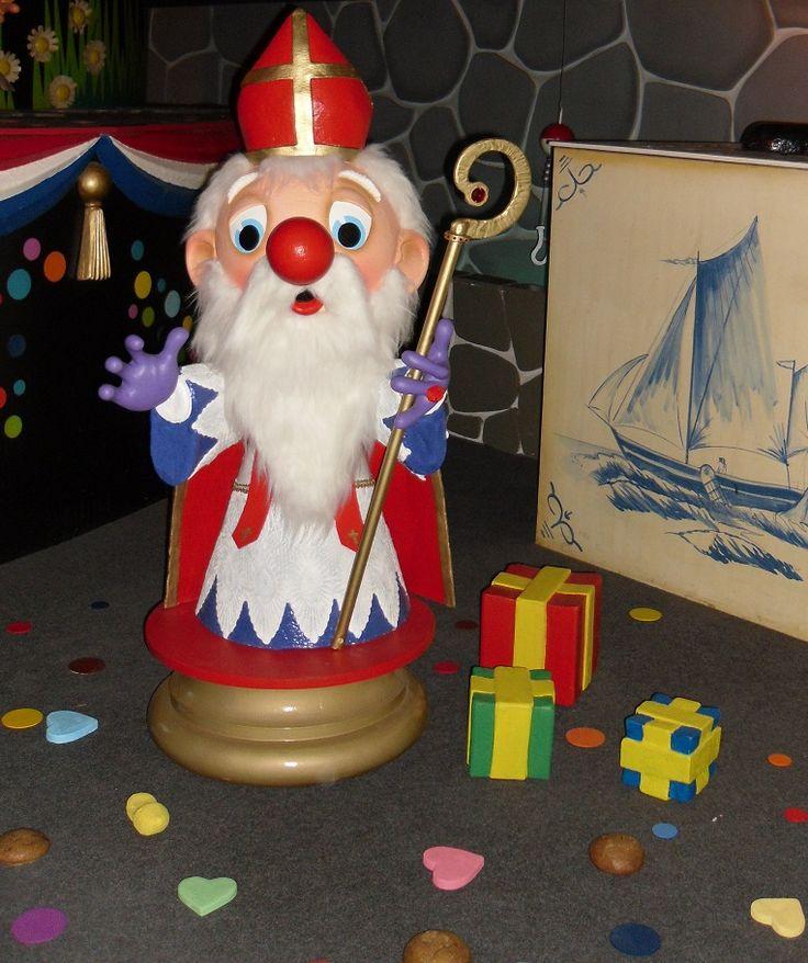 Sinterklaas in de Efteling Carnaval Festival Onride