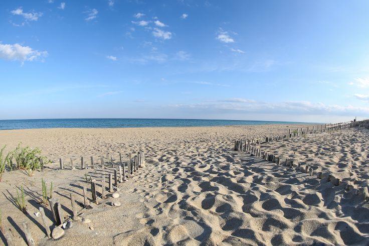 Plage de Pampelonne à Ramatuelle, Var : Les plus belles plages de Méditerranée - Linternaute