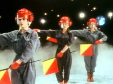 ▶ Orchestral Manoeuvres In The Dark - Telegraph - YouTube