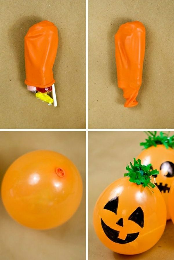 Süßigkeiten für die Kinder kreativ verpacken