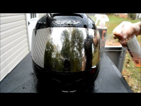 Look at this Helmets post we just posted at http://motorcycles.classiccruiser.com/helmets/how-to-clean-protect-a-matte-black-flat-black-motorcycle-helmet-visor-son1c-synopsis-56/