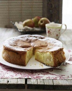 Das Rezept für Tessiner Apfel-Honig-Kuchen und weitere kostenlose Rezepte auf LECKER.de