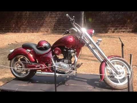 Royal Enfield New Custom/Modified Model Bikes 2016