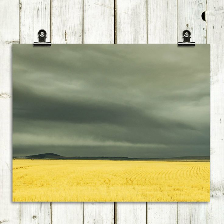 landscape wheat field large wall art wall art by MTPhotoJournal, $12.00