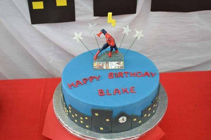 Blake's 4th birthday