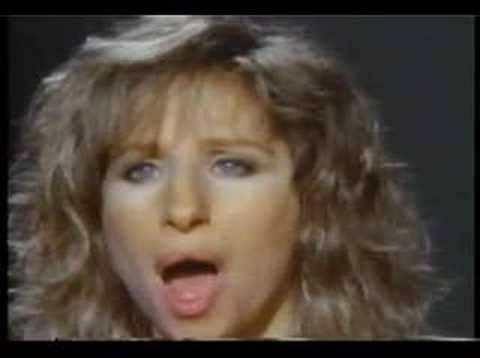I grew up idolizing Barbra and with a big nose, people made fun of me and even called me Barbra. If they only knew I was proud of it and mimicked singing her songs for years. As an adult, I am proud of her foundation and happy she found love.