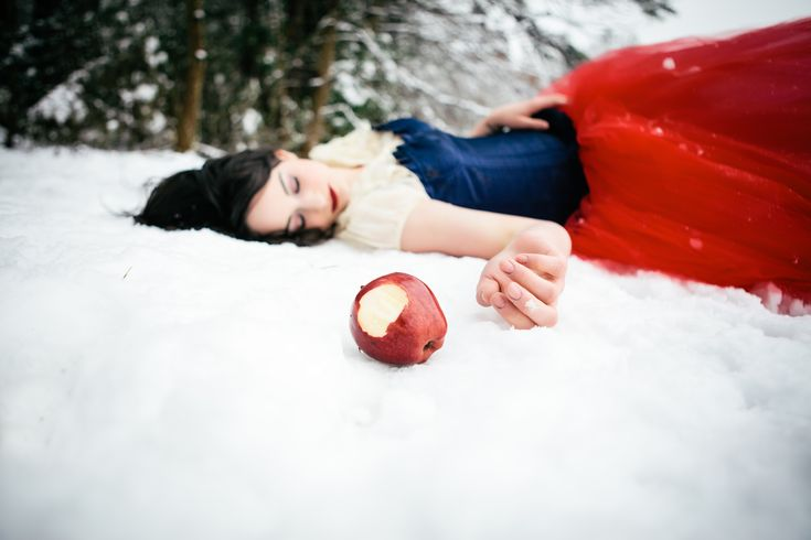 Snow White Fashion Photography, #Disney #Princess #Fairytale #snow Photos and gown by Lauren D. Rogers | www.laurendrogers.com Hair/makeup/model: Jessica Morris