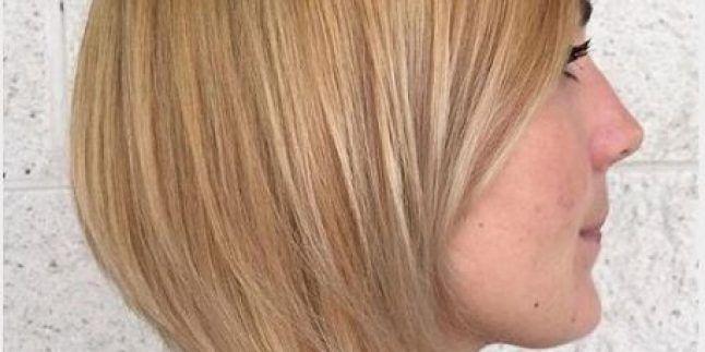 Kadınların Sevdiği Kısa Saçlara Balyaj Uygulaması Yapılışı.