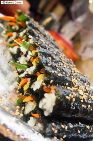 日本人が一番好きな韓国大衆料理は「キンパプ」、日本ののり巻きに見た「親切さ」―韓国ネット