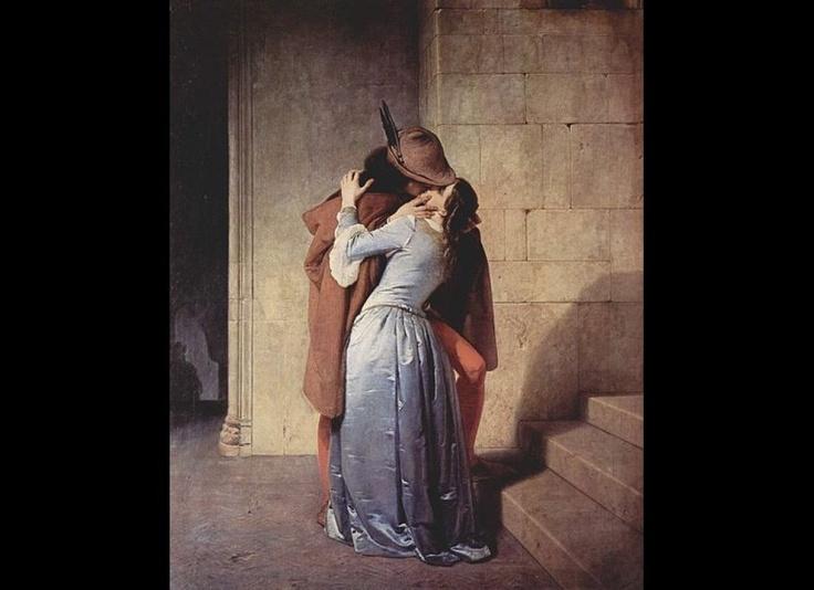 Quickly. Kiss someone. It's International Kissing Day. (NO milkmen, please!)