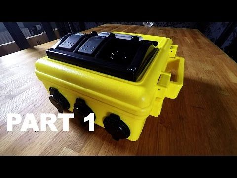 Kayak - DIY Battery Box Mini - Part 2 - YouTube