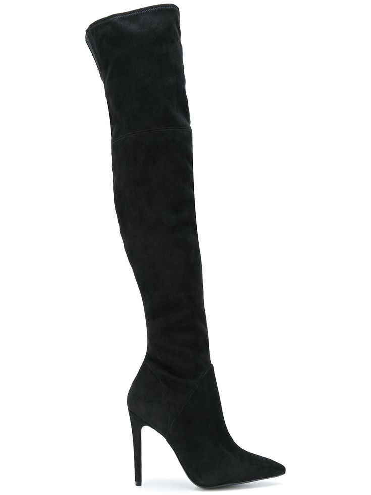 KENDALL+KYLIE | thigh-length boots #Shoes #KENDALL+KYLIE