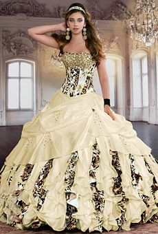 Leopard Print Wedding Dress Drinks Registry Decor Flowers Live Destination