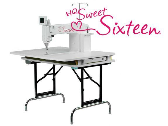 Hq Sweet 16 Sitdown Longarm Ukqu Handi Quilter Sweet 16 Handi Quilter Sweet Sixteen
