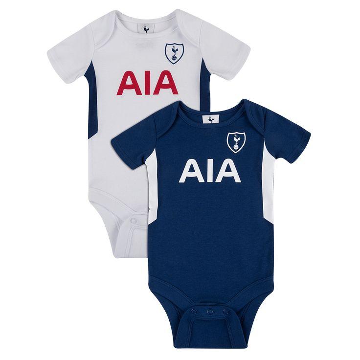 Spurs Baby 2 Pack Kit Bodysuit   Official Spurs Shop