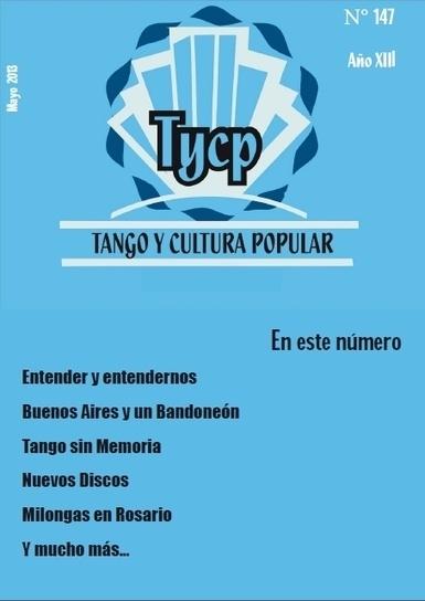 Tango y Cultura Popular de MAYO