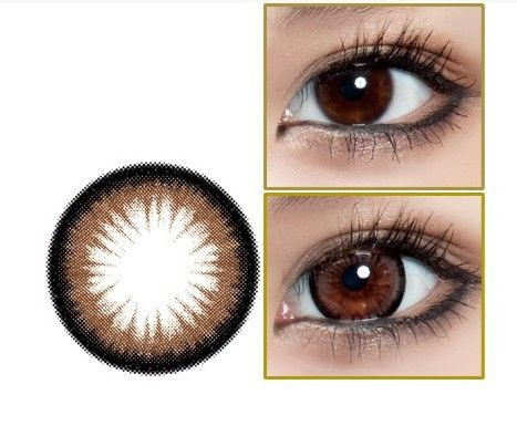 Most Natural Color Contacts Japanese Brand