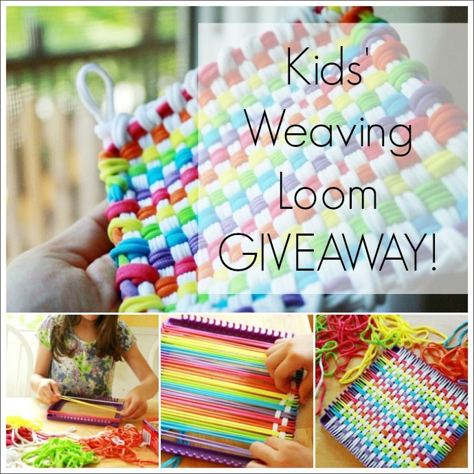 loom craft ideas potholder weaving loom giveaway crafts project 2358