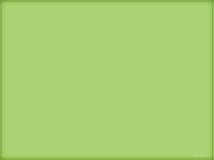 Green Minimalist Background | PowerPoint Background ...